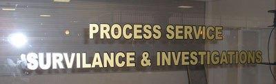 Sign For Private Investigator