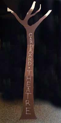 Cardboard Theatre Company Marque