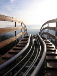rollercoaster start
